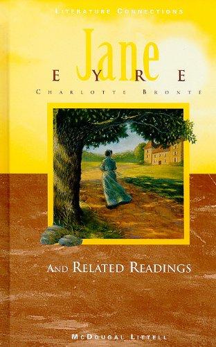 9780395775578: McDougal Littell Literature Connections: Jane Eyre Student Editon Grade 12 1996