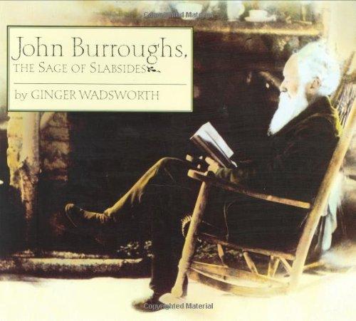 9780395778302: John Burroughs: The Sage of Slabsides