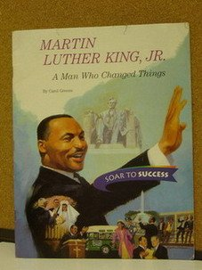 9780395779163: Houghton Mifflin Soar to Success: Martin Luther King Lv4 MARTIN LUTHER KING
