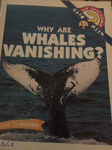 9780395781173: Houghton Mifflin Soar to Success: Whales Vanishing Lv 6 WHALES VANISHING (Read Soar to Success 1999)