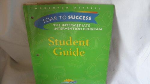 Soar to Success: Student Guide Level 3: J. David Cooper,