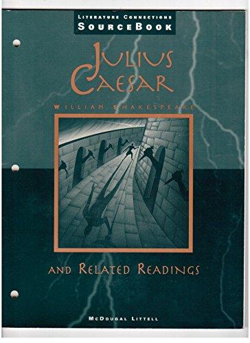 9780395783832: Julius Caesar Sourcebook (Literature Connections)