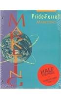 Marketing, Tenth Edition: William M. Pride