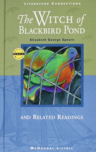 9780395785928: The Witch of Blackbird Pond and Related Readings