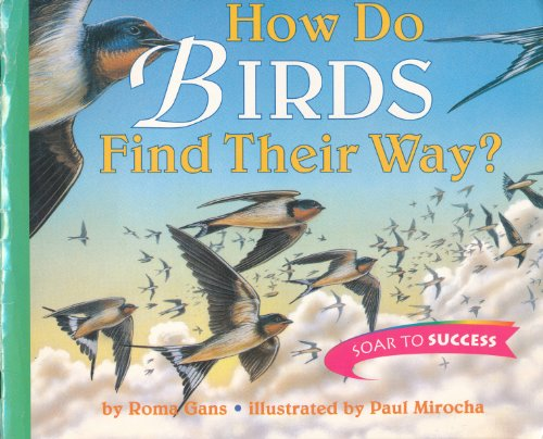 9780395786130: How Birds Find Way Level 5: Houghton Mifflin Soar to Success