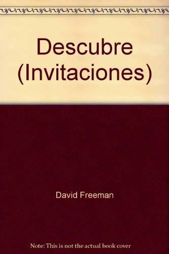 9780395786833: Descubre (Invitaciones)