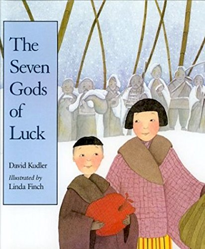 9780395788301: The Seven Gods of Luck