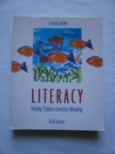9780395790021: Literacy, Third Edition