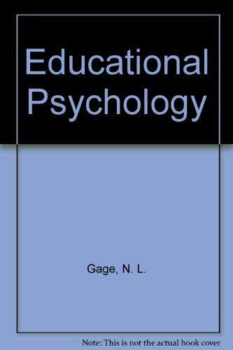9780395790908: Educational Psychology