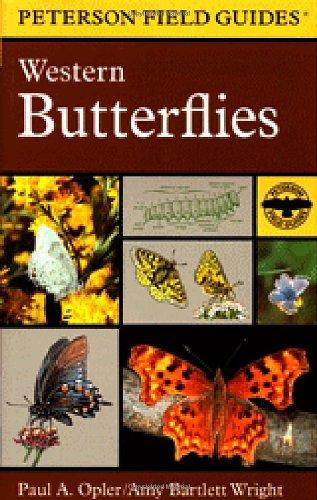 9780395791523: A Field Guide to Western Butterflies (Peterson Field Guide Series)
