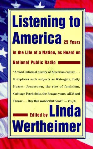 9780395791530: Listening To America