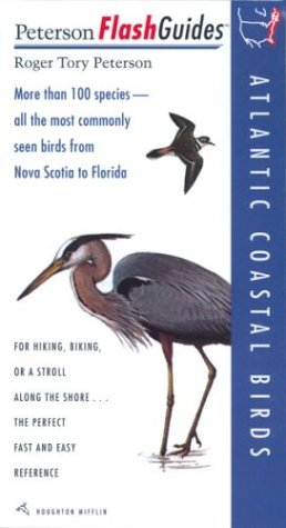 9780395792865: Peterson's Flashguides Atlantic Coastal Birds