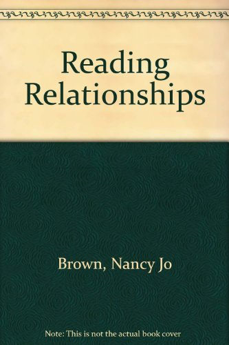 9780395793503: Reading Relationships