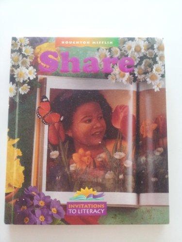 Share (Invitations To Literacy): J. David Cooper~John