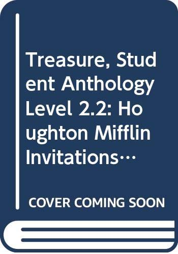 9780395794999: Treasure, Student Anthology Level 2.2: Houghton Mifflin Invitations to Literature (Invitations to Lit 1997)