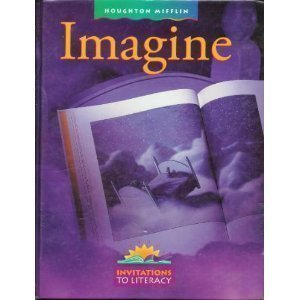 9780395795026: Houghton Mifflin Invitations to Literature: Student Anthology Level 4 Imagine 1997 (Invitations to Lit 1997)