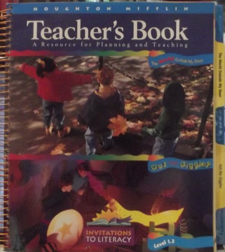 9780395795514: Houghton Mifflin Teacher's Book a Resource for Planning&Teaching Level 1.2 (Hello)