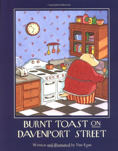 9780395796184: Burnt Toast on Davenport Street