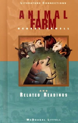 9780395796771: Animal Farm and Related Readings