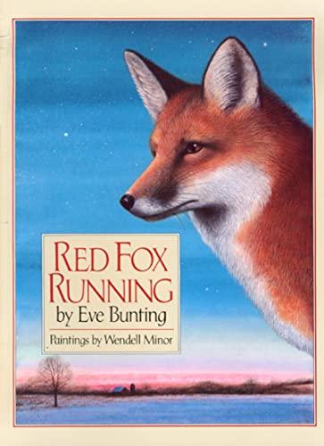 9780395797235: Red Fox Running