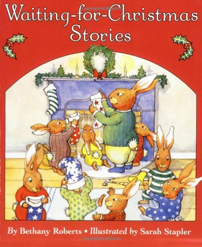 9780395797280: Waiting-for-Christmas Stories