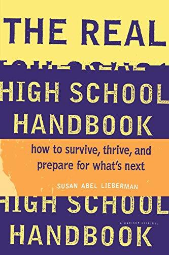 9780395797600: Real High School Handbook Pa