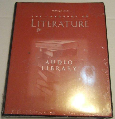 9780395797778: Audio Library Grade 8 (The Language of Literature)