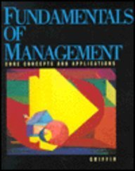 Ricky w griffin used books rare books and new books bookfinder fundamentals of management core concepts and applications 9780395800669 by ricky w griffin fandeluxe Choice Image