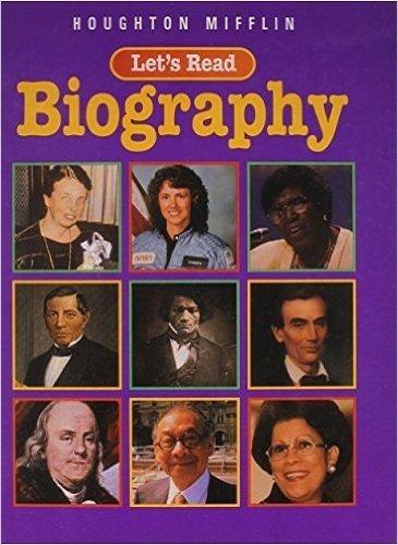 9780395806272: Let's Read Biography, Grade 2