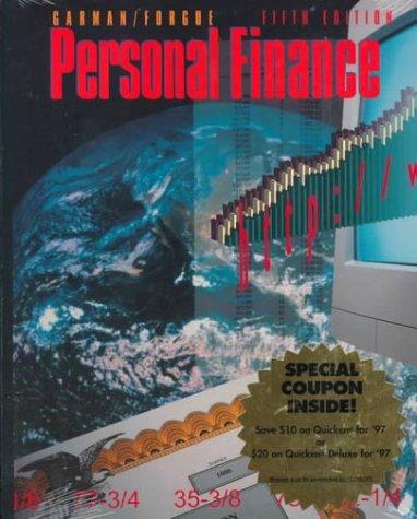 9780395808771: Personal Finance