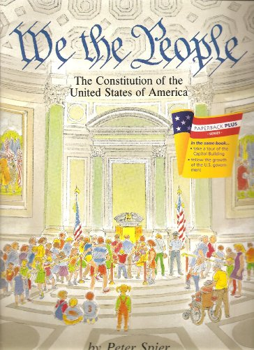 We the People: The Constitution of the United States of America (0395811414) by Peter Spier