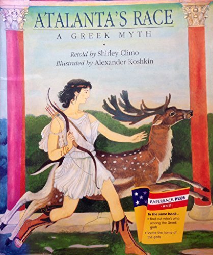 9780395811603: Atalanta's Race (A Greek Myth) (Paperback Plus Series: Theme 3: Growth and Change)