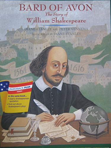 9780395811610: Bard of Avon: The story of William Shakespeare (We the people)