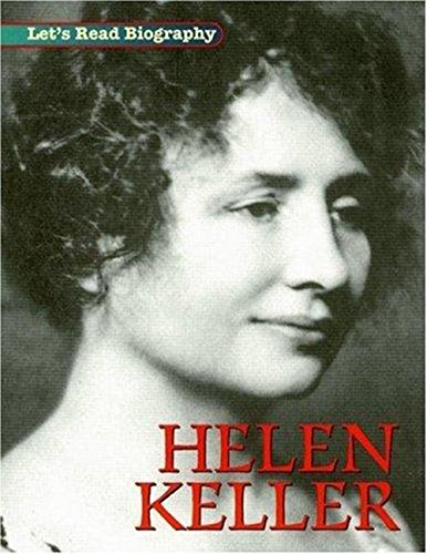 9780395813232: Helen Keller (Let's Read Biography)