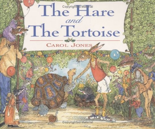 9780395813683: The Hare and the Tortoise