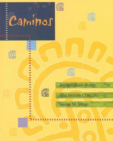 9780395815380: Caminos