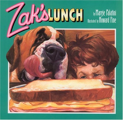 Zak's Lunch: Palatini, Margie