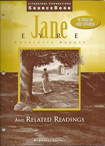9780395817414: McDougal Littell Literature Connections: Jane Eyre (Spanish translation) Student Editon Grade 12 (Spanish Edition)