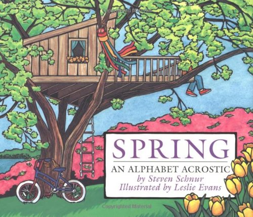 Spring: An Alphabet Acrostic: Schnur, Steven