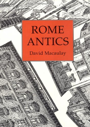 9780395822791: Rome Antics