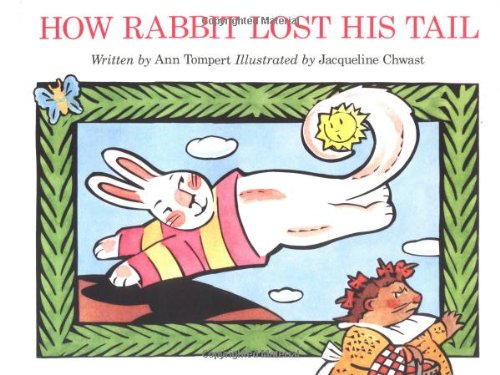9780395822814: How Rabbit Lost His Tail