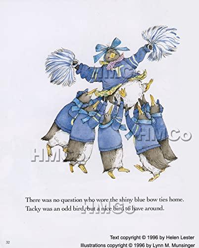 9780395827406: Three Cheers for Tacky (Tacky the Penguin)