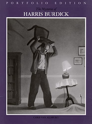 9780395827840: The Mysteries of Harris Burdick (Portfolio Edition)