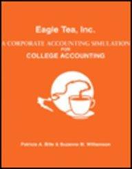 9780395829172: Eagle Tea, Inc.: Practice Set