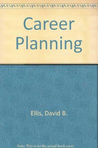 9780395830574: Career Planning
