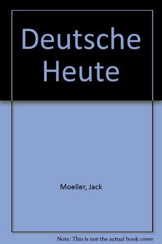9780395830680: Deutsche Heute
