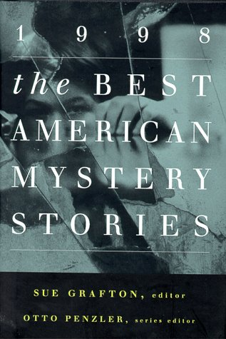 9780395835869: The Best American Mystery Stories 1998
