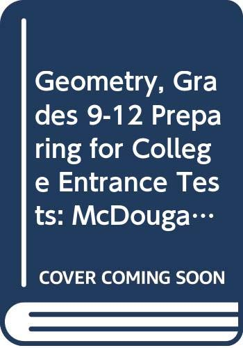 9780395836033: Geometry: Explorations and Applications (Preparing for College Entrance Tests)