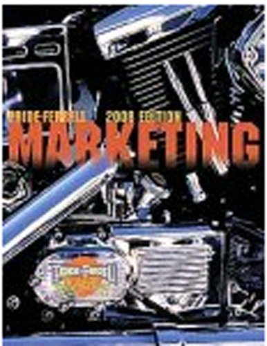 9780395836842: Marketing: Concepts and Strategies