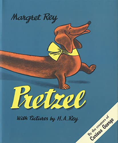 9780395837337: Pretzel (Curious George)